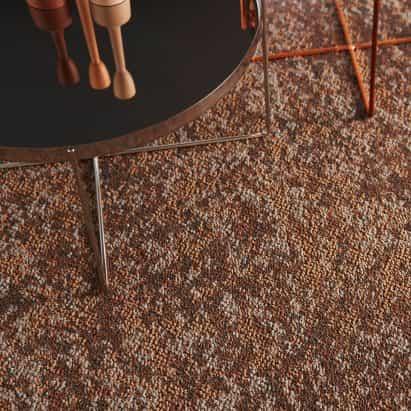Forbo diseña Tessera Earthscape colección de azulejos de la alfombra inspirada en la naturaleza