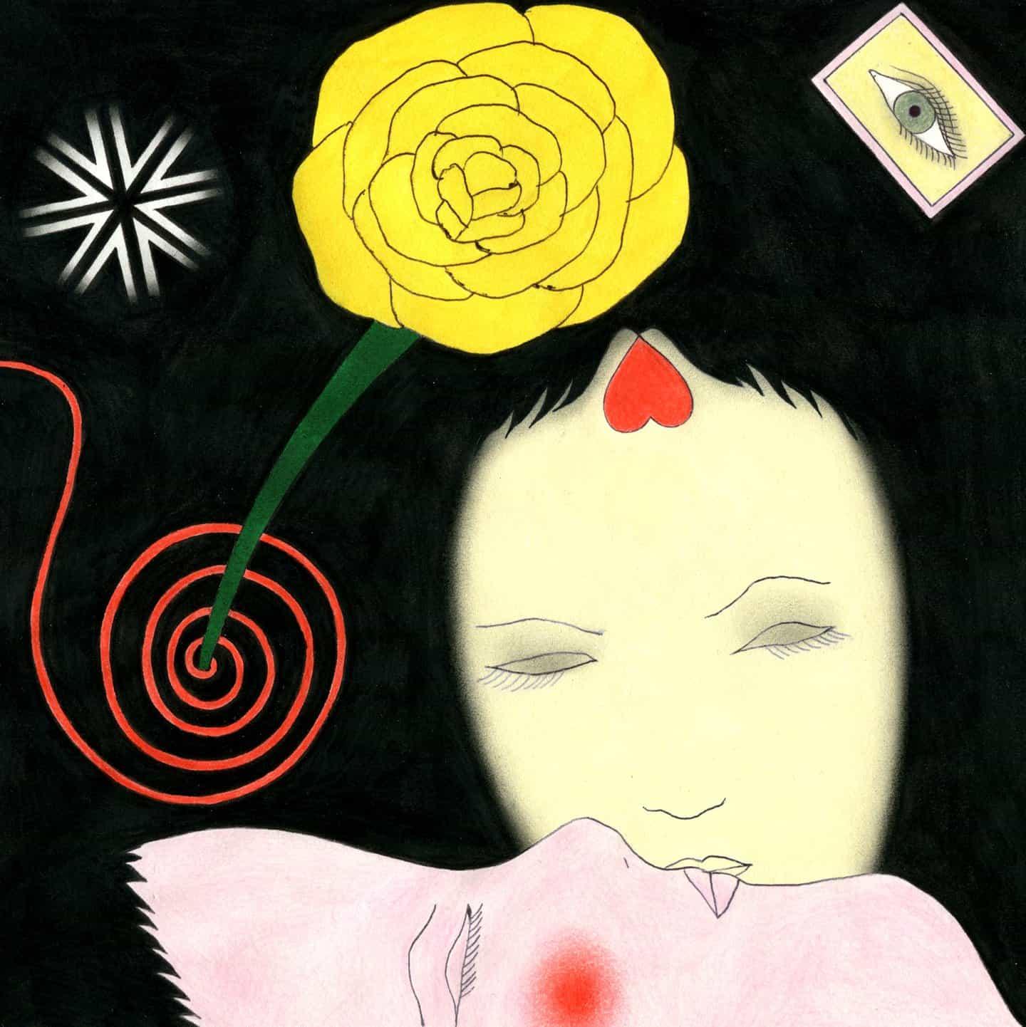 """ilustrador francés Chloé Bertron nos actualiza sobre sus """"sexuales, juguetón, inseguras y crípticos"""" libros e ilustraciones"""
