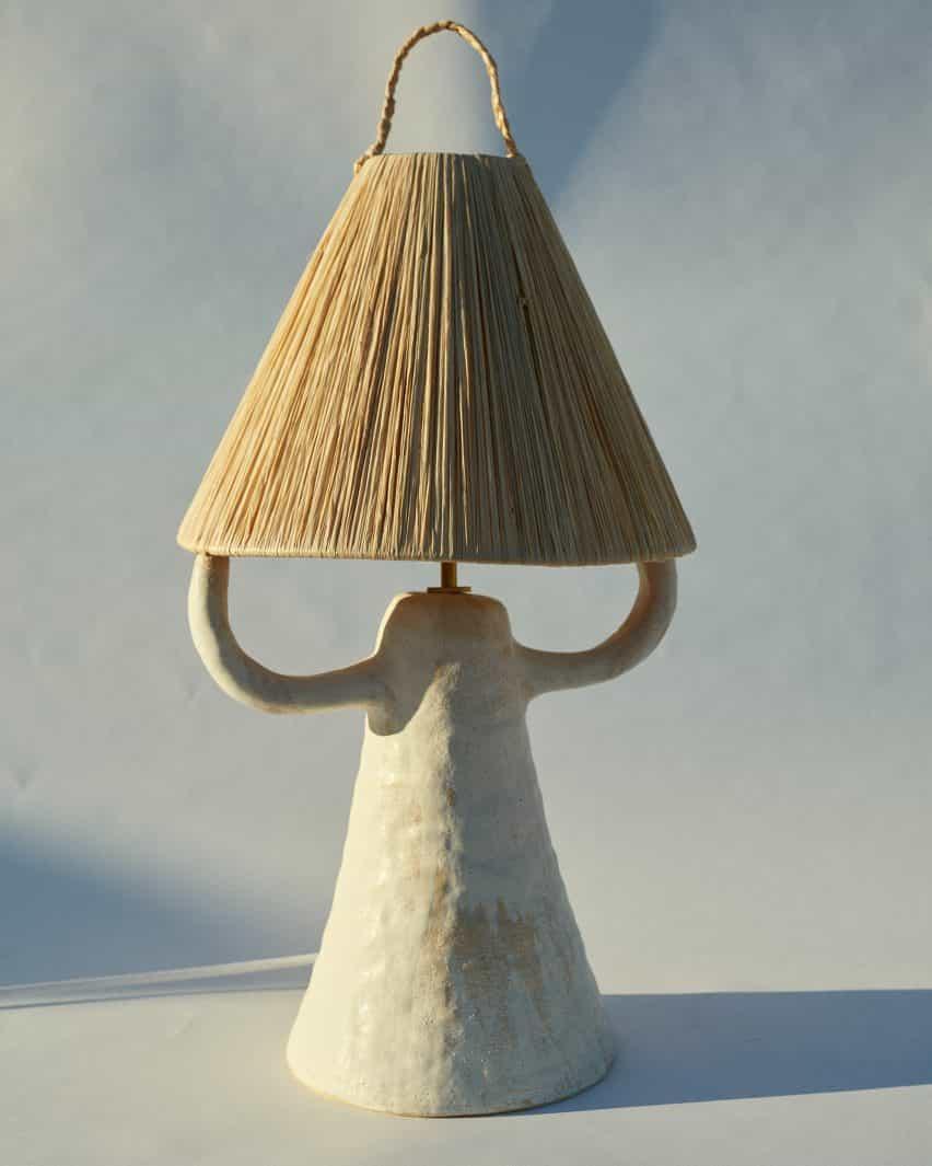 lámpara de Bona en la exposición de Provenanced trnK