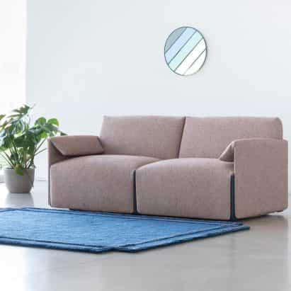 Sistema de sofá de vestuario de Stefan Diez para Magis