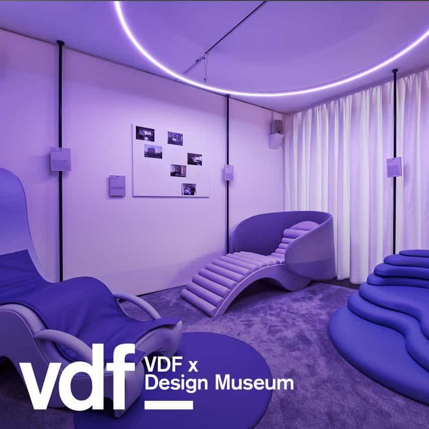 VDF destacados de esta semana incluyen la Serpentine Gallery y Kvadrat