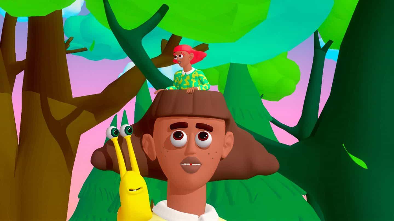 Extraña bestia reúne un elenco súper estrella de los animadores de la campaña de turismo extraña y salvaje Portland