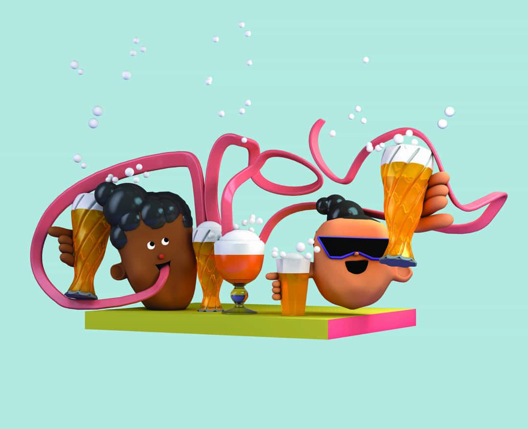Brendan Conroy: Cerveza