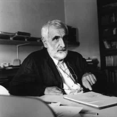 """""""Gigante"""" del diseño italiano Enzo Mari muere a los 88 años"""