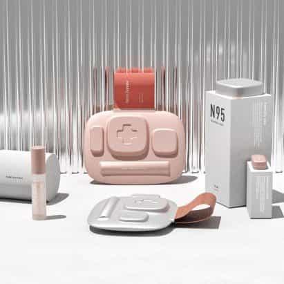 Kit de saneamiento portátil de Kiran Zhu tiene como objetivo mejorar la higiene pública