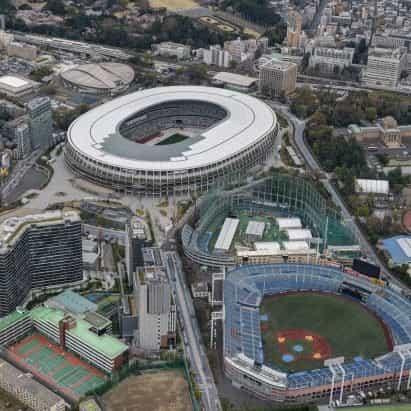 """Juegos Olímpicos de Tokio 2020 acusados de esfuerzos de sostenibilidad """"superficiales"""""""