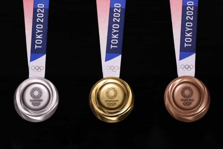 Medallas olímpicas de Tokio 2020