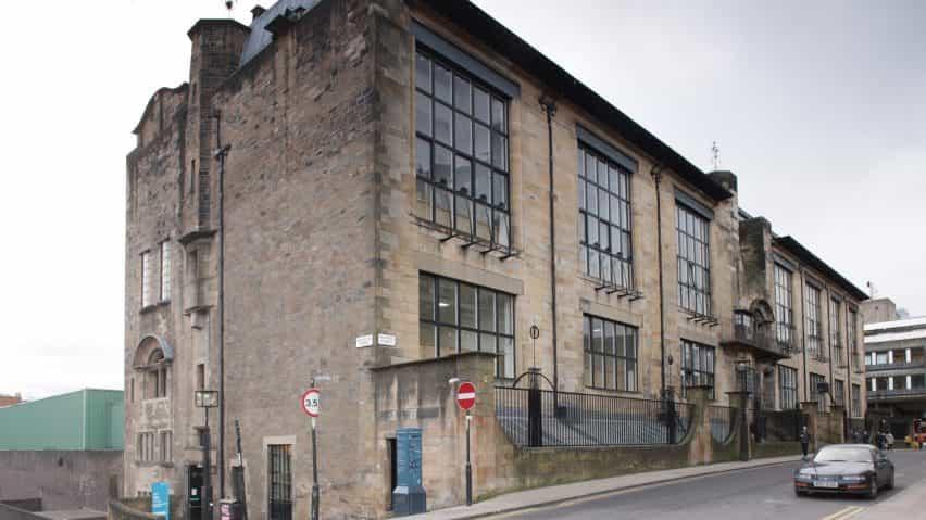 Escuela de Artes de Glasgow