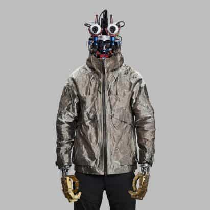 Vollebak teje siete millas de cobre en matar el virus de Full Metal Jacket
