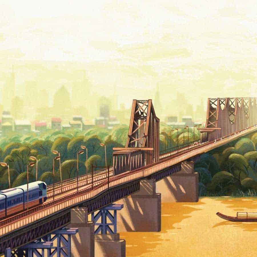 Solamente en los últimos trabajos retomó dibujos de las series de ilustraciones de 1943.