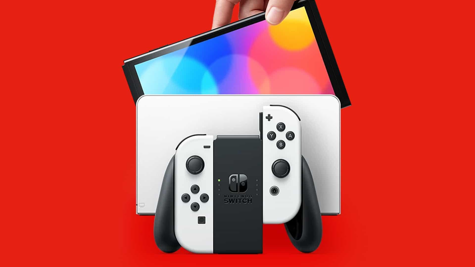El nuevo modelo OLED de Nintendo Switch está aquí (y los jugadores no están contentos)