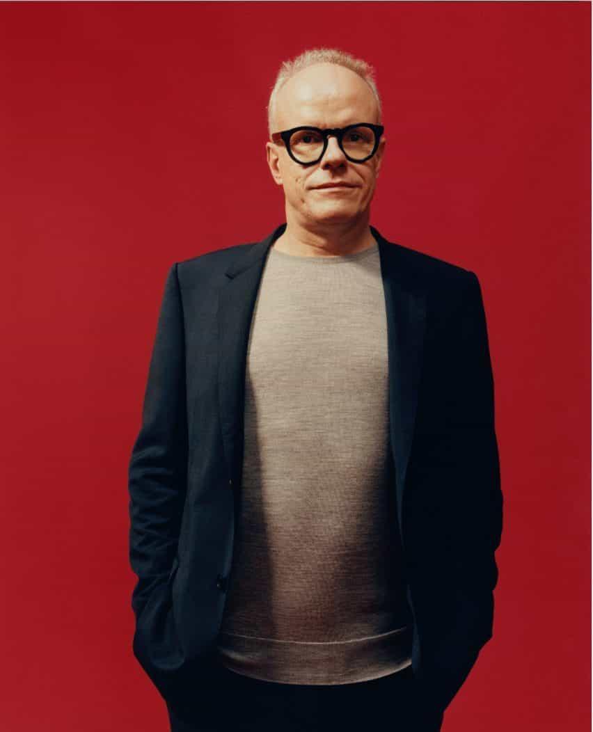 Hans Ulrich Obrist, director artístico de la Serpentine Gallery, retrato