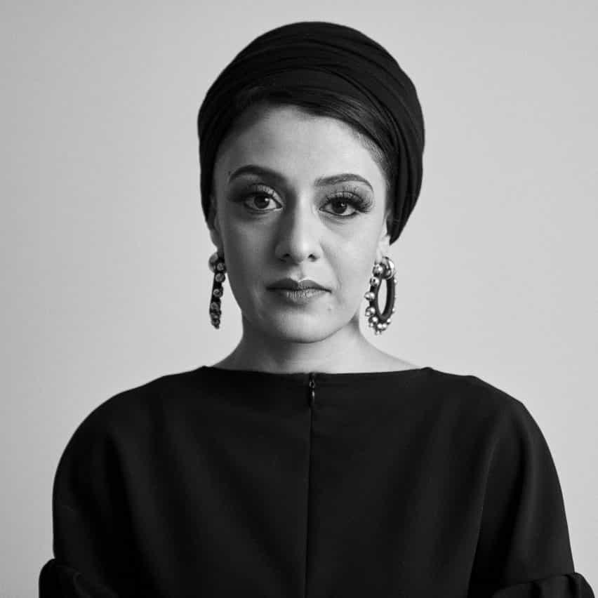 Sumayya Vally, director de contraespacio, retrato