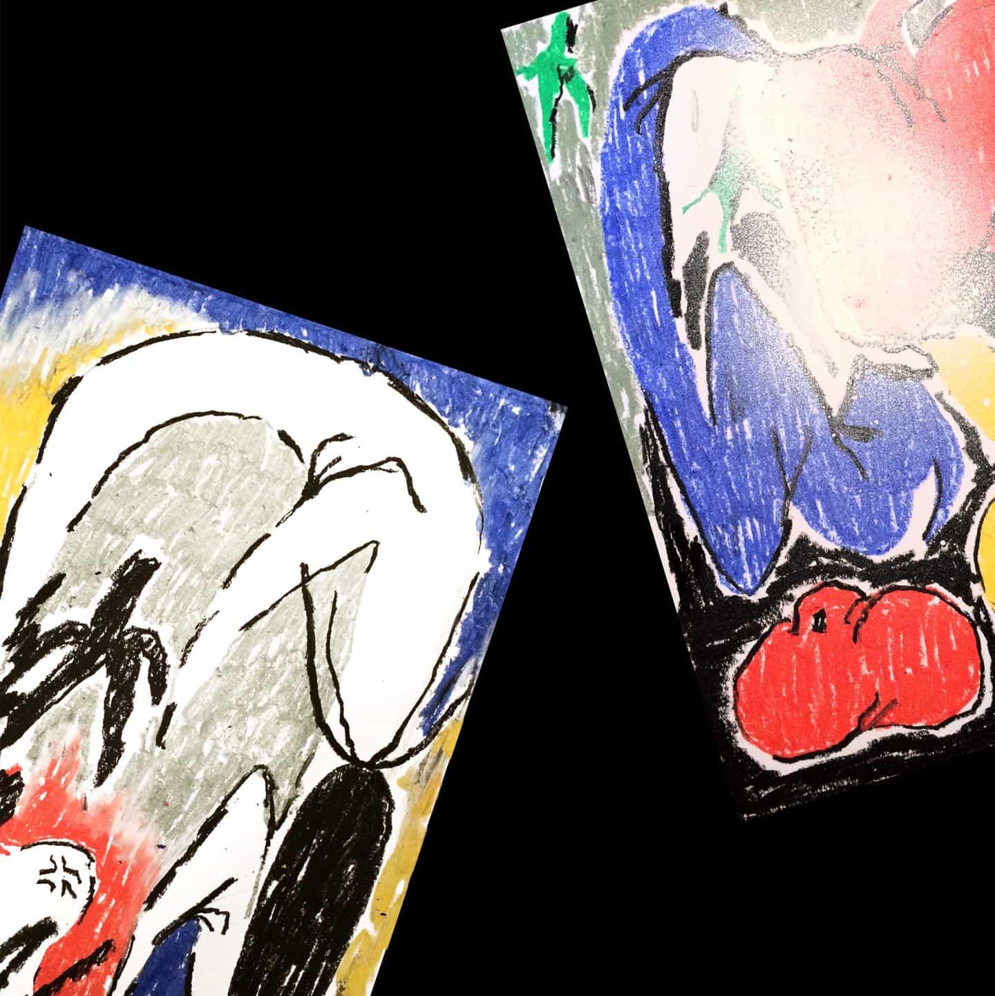 Los dibujos de Jim Klok son el equilibrio perfecto de expresión y refinamiento