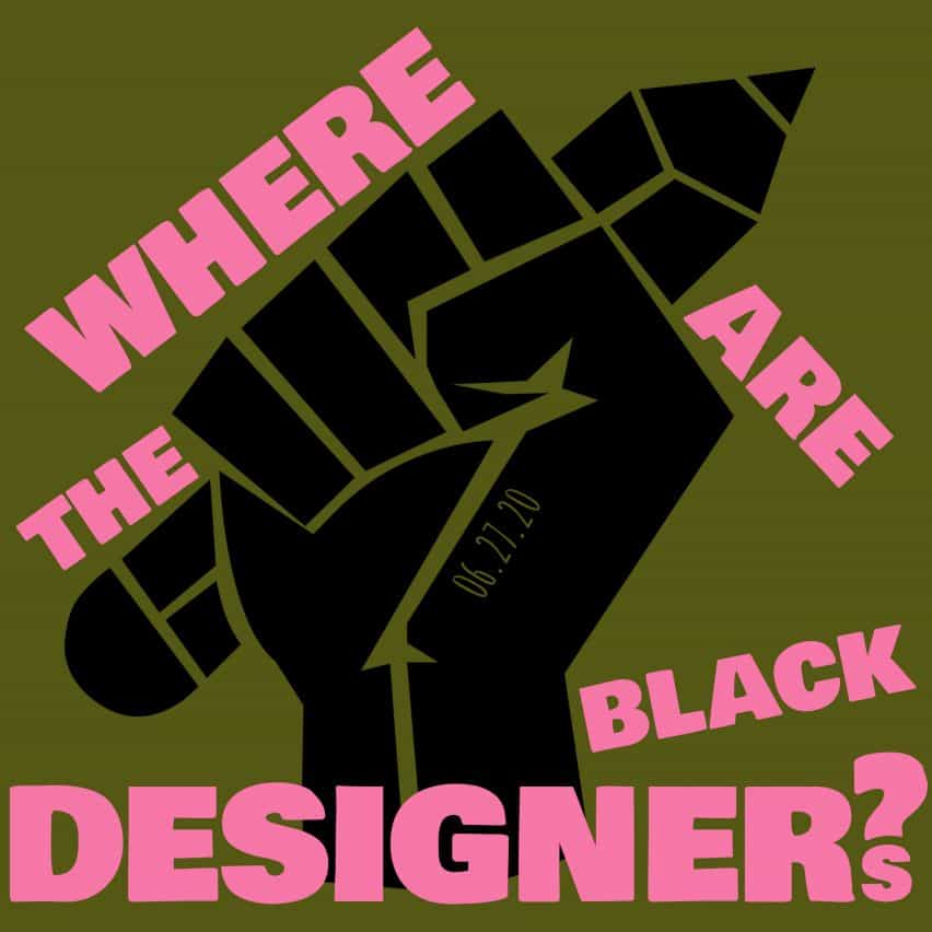 """""""Diseñadores de coches negros, ante todo,"""" dicen los organizadores"""