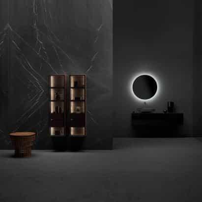 Mueble de baño Butler de Andrea Federici para Falper entre las novedades de Dezeen Showroom