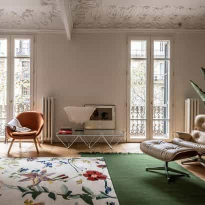 Nanimarquina presenta cuatro nuevas colecciones de alfombras