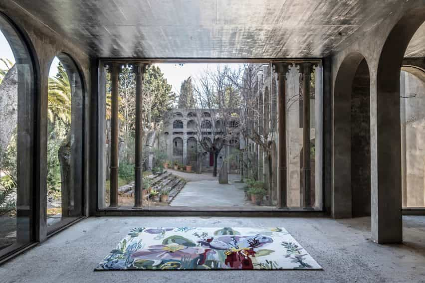 alfombras de Nanimarquina flora
