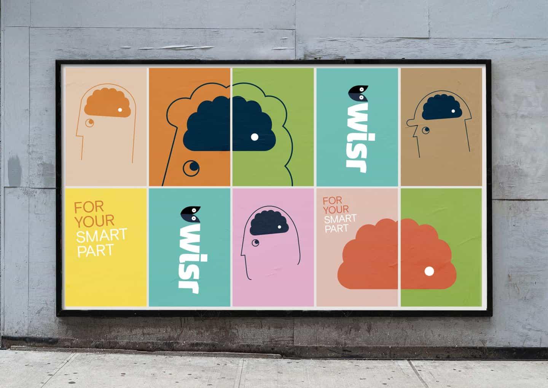 El ilustrador Peter Grundy trae diversión a una marca fintech australiana