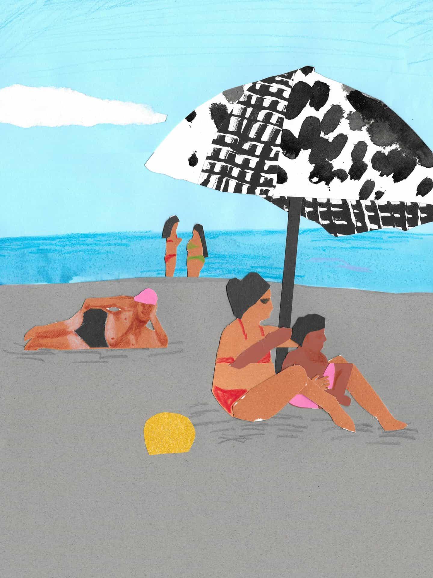 Katy Welsh: Playa (Copyright © Katy Welsh, 2021)