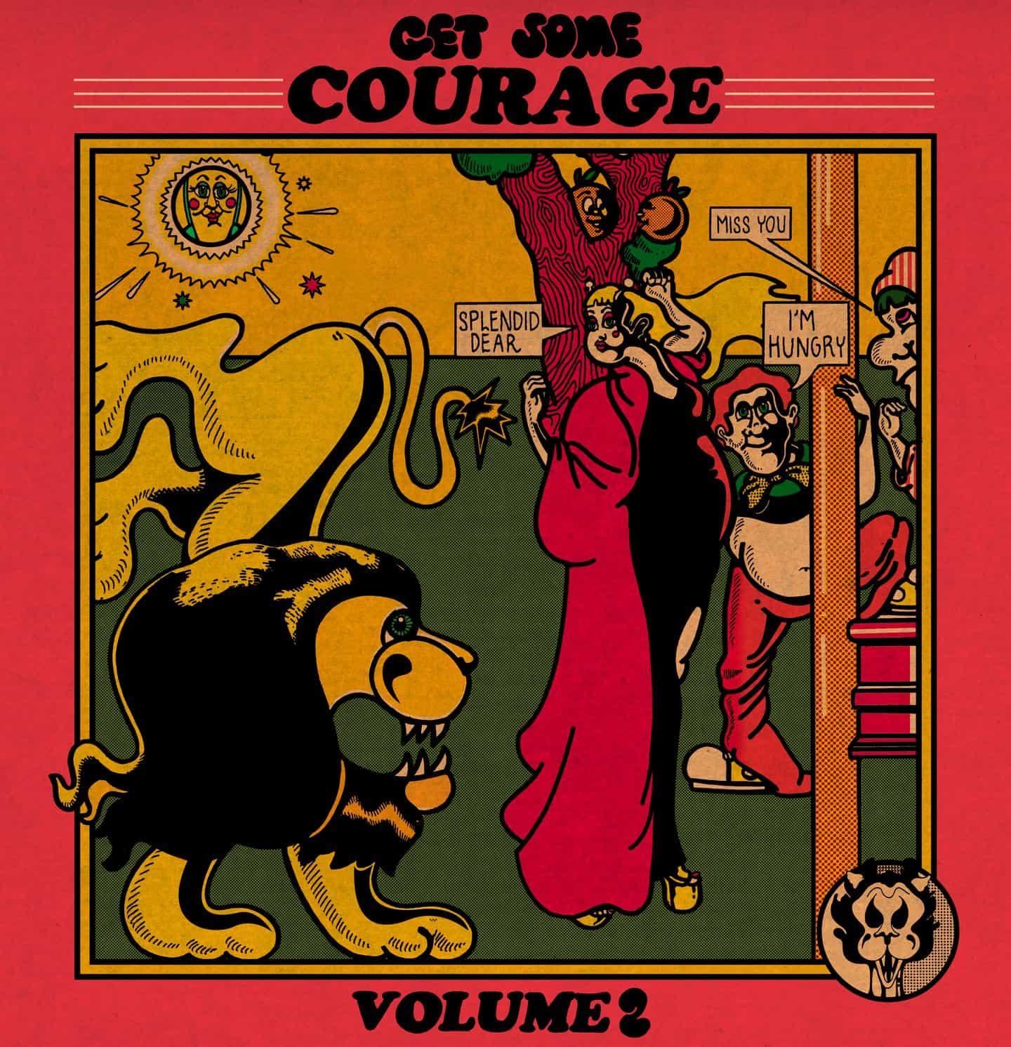 Stella Murphy: Courage (Copyright © Stella Murphy, 2020)