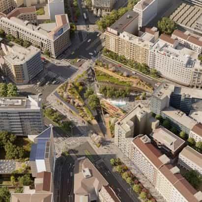 """Los desarrollos urbanos que """"luchan por el carbono cero"""" comenzarán en el sitio en Milán, París, Reikiavik y Oslo"""