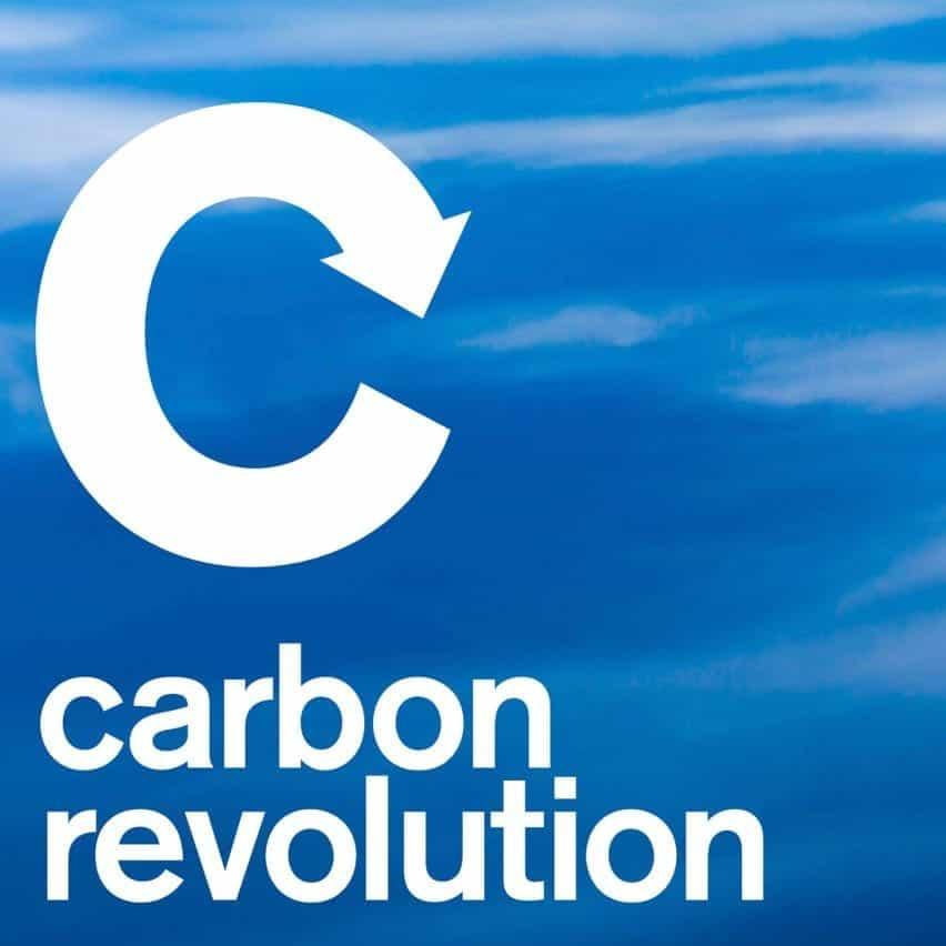 Logotipo de la revolución del carbono