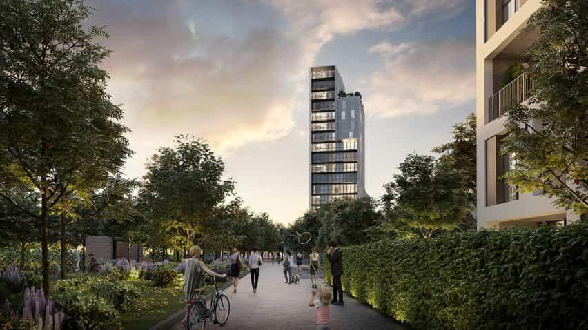 la competencia reinventing cities incluye edificios de gran altura