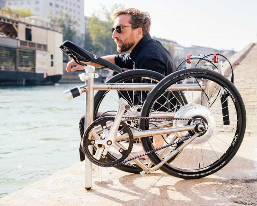 Vello bicicletas para VDF productos justo