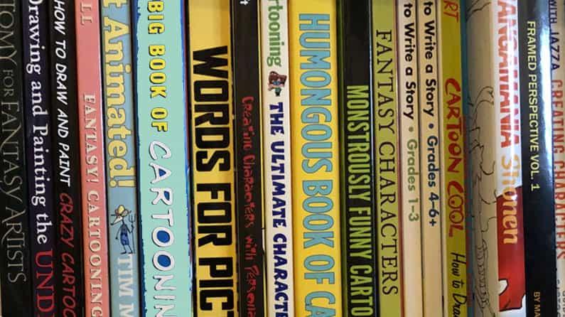 Los 12 mejores libros de dibujo
