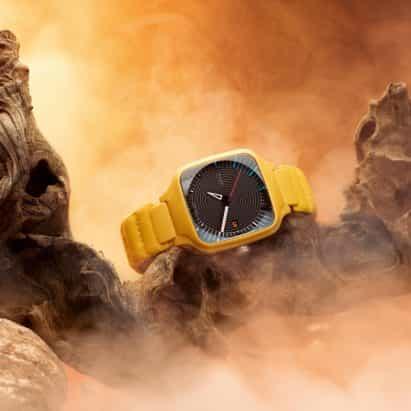 TeJ Chauhan diseña Rado True Square Watch para un futuro de ciencia ficción