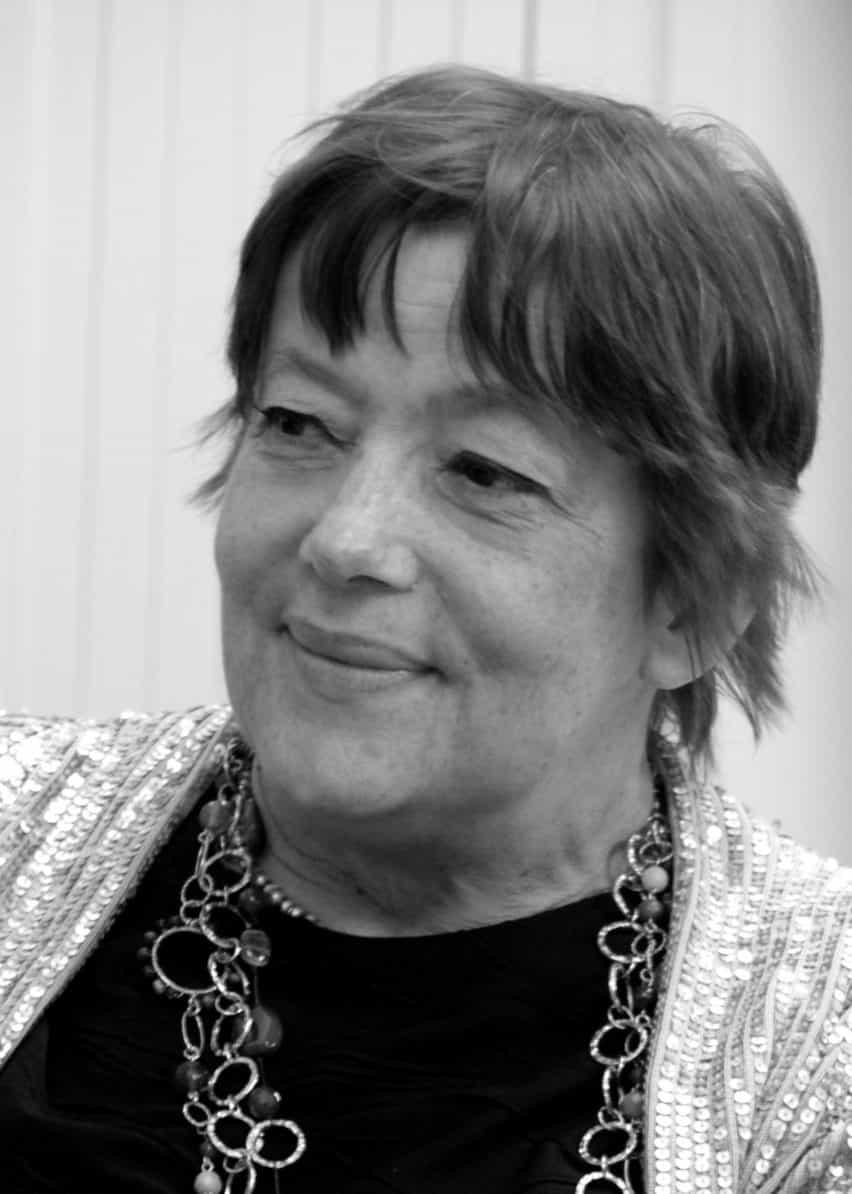 Dieneke Ferguson fotografiada por Barbara Chandler
