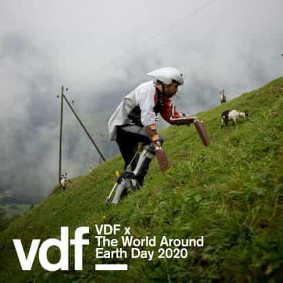 La segunda parte del simposio El Día de la Tierra de alrededor del mundo cuenta con Aric Chen y Thomas Thwaites