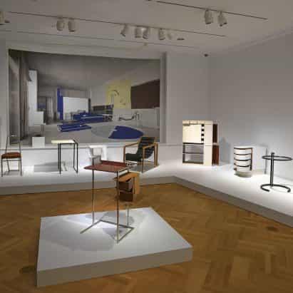 """Eileen Gray retrospectiva en Nueva York cuenta con el trabajo """"no se muestra antes"""""""