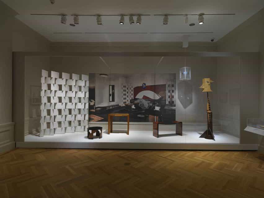 Eileen Gray exhiben en el Bard Graduate Center