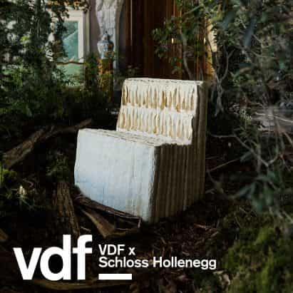 "Walden exposición explora en Schloss Hollenegg ""nuestra relación con la naturaleza disfuncional"" dice la curadora Alicia Stori Liechtenstein"