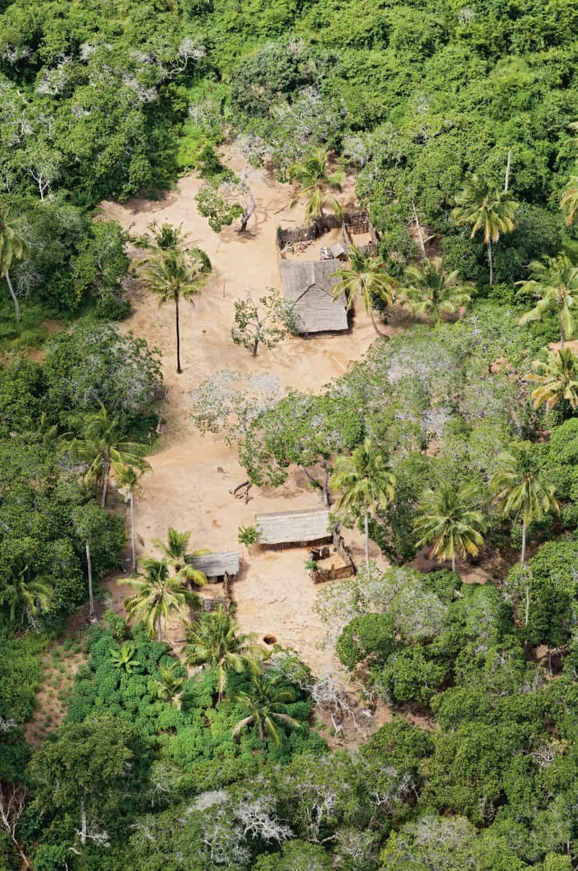 Kihamba Bosque Gardens es un sistema agroforestal complejo creado por el Chagga de Tanzania