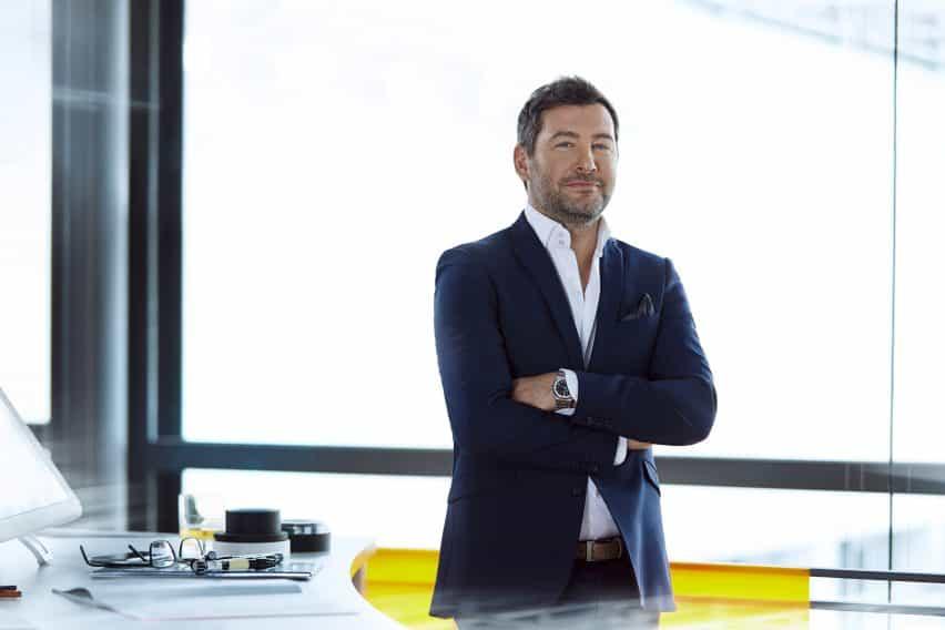 Domagoj Dukec, Jefe de Diseño de BMW