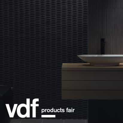 azulejos decorativos y Autosoportados función bañera en Inax presentará en VDF productos justo