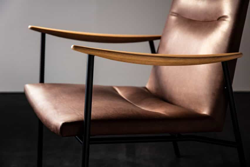 Rivage sillón de Atelier DQ para Ritzwell