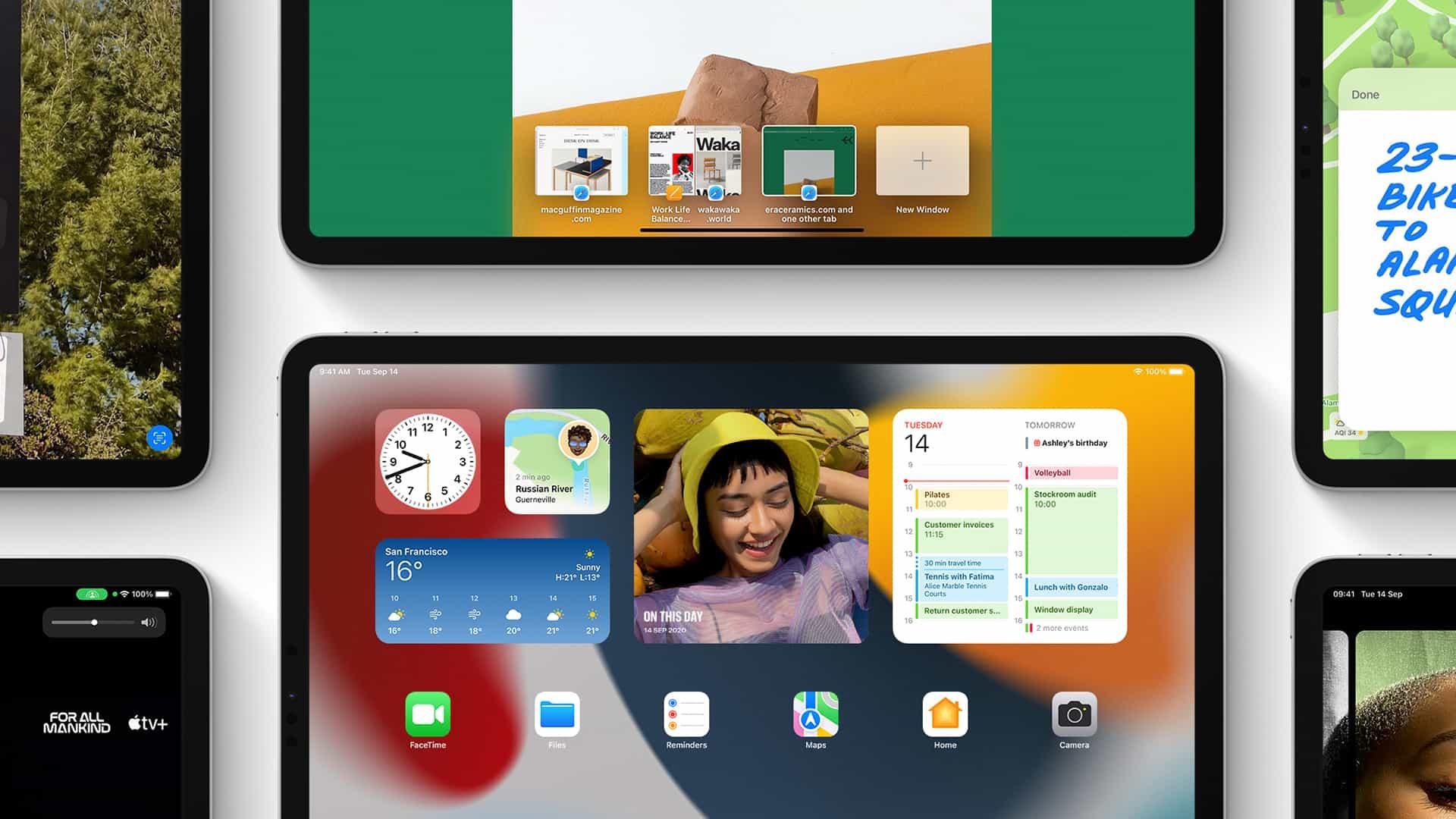 Los usuarios de iPad están muy (muy) cruzados sobre un aspecto de iPadOS 15