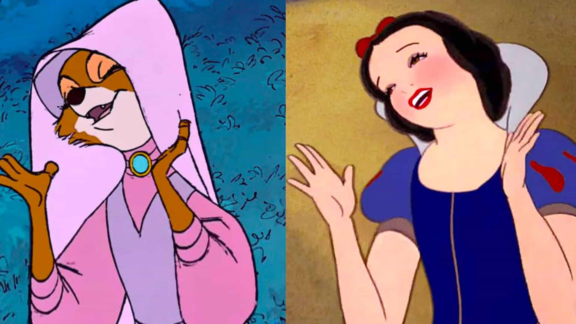 El asombroso secreto de la animación de Disney aturde a Internet