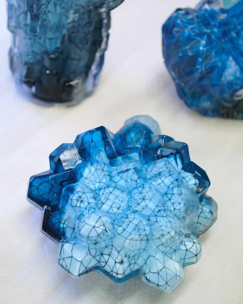 Fantasías de vidrio arquitectónico de Stine Bidstrup en The Mindcraft Project