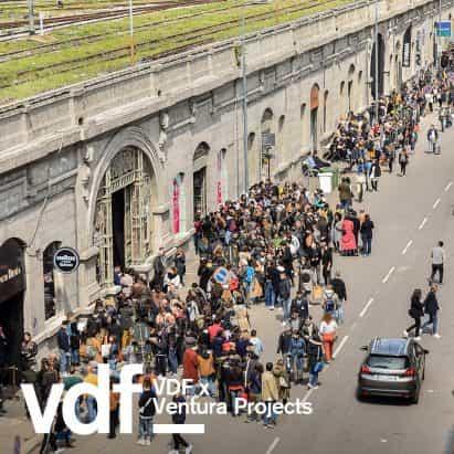 Ventura Proyectos y VDF presentan un panel de discusión en vivo de cómo los diseñadores jóvenes se enfrentan a un futuro