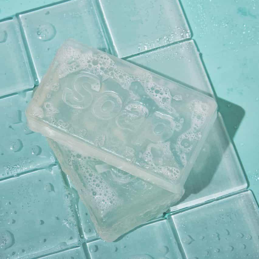 Jabón de Jasper Morrison x buena cosa