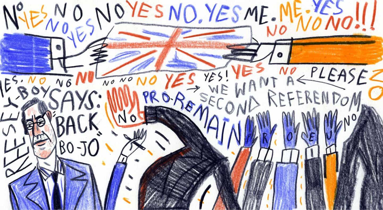 31 Noches en Europa es una documentación punzante del último mes de Gran Bretaña en la UE