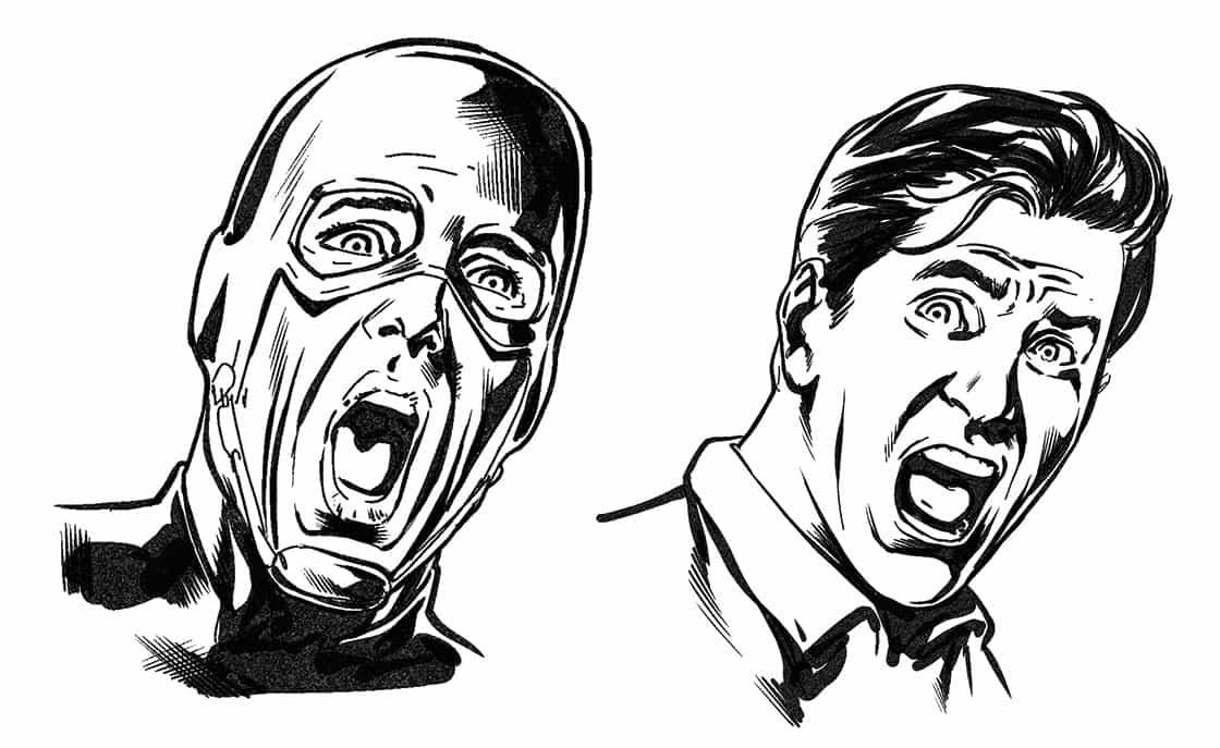 Cómo dibujar una cara