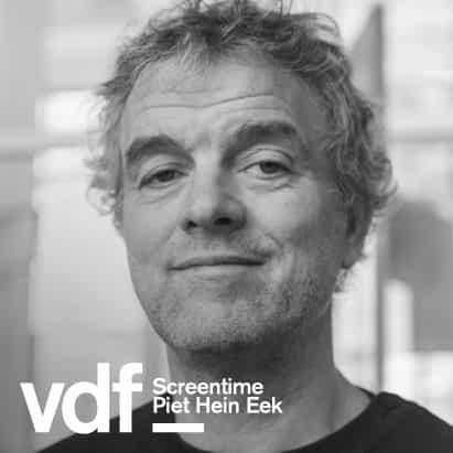entrevista en vivo con Piet Hein Eek como parte del Festival de Diseño Virtual