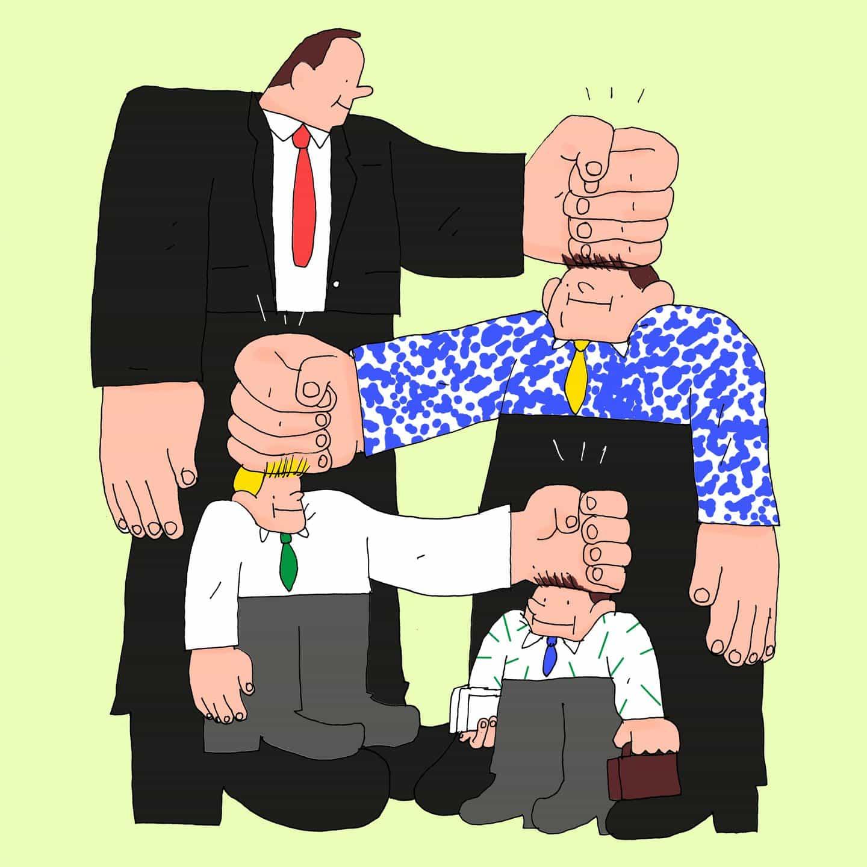 ilustraciones de observación de Lukas Eggert miran las encantadoras idiosincrasia de personalidades extrañas