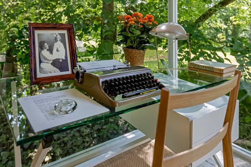 Casa de Campo de Edith Farnsworth